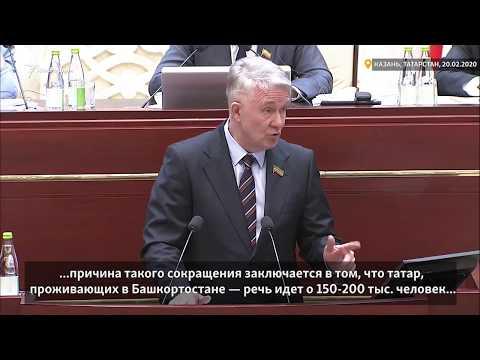 Казань выступила против башкиризации татар