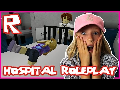 Hospital Roleplay with ronaldOMG - I NEED SURGERY | Roblox