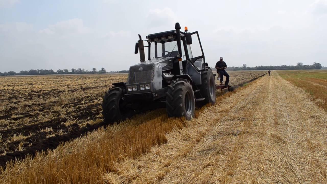 Заводной игрушечный трактор MAN от KOVAP - YouTube