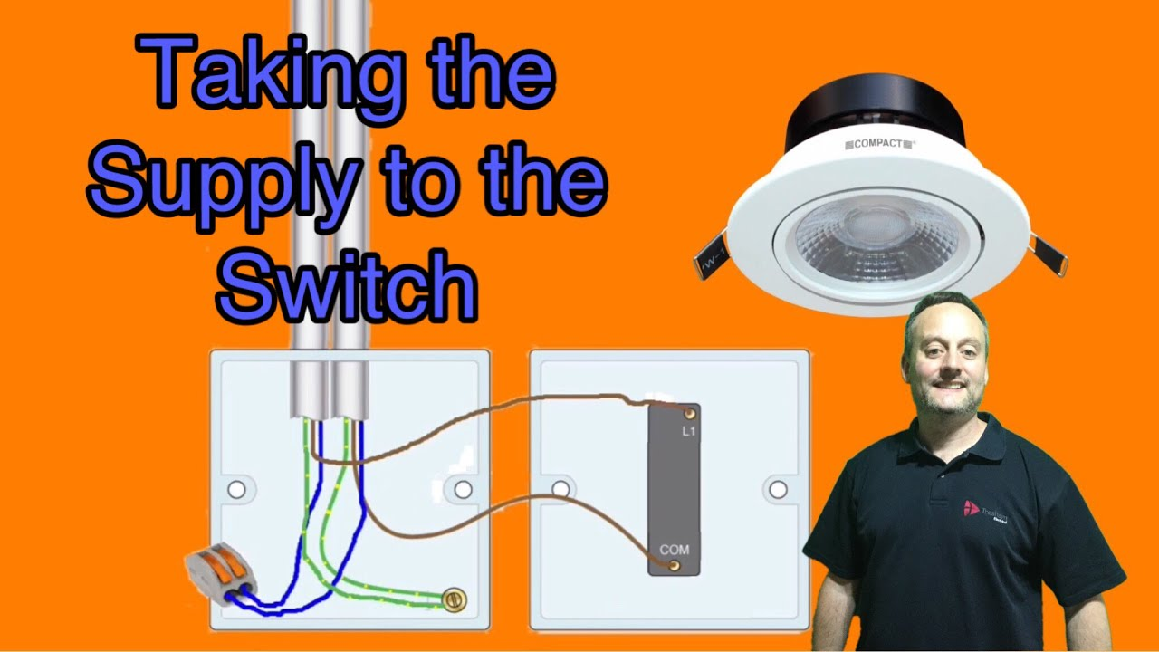 Taking The Feed Supply To Switch 2 Way And Intermediate In Addition Dimmer Wiring Diagram Along With Switching Of A Lighting Circuit