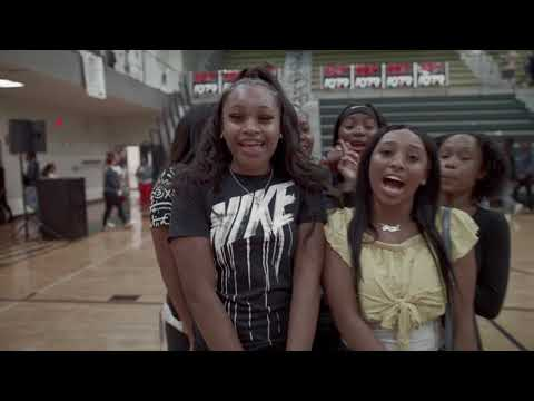 DC - Lil Nas X Returns To Former High School