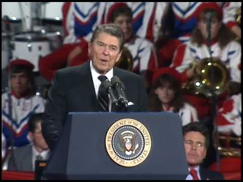 President Reagan's Remarks at a Republican Campaign Rally in Berea, Ohio on November 2, 1988