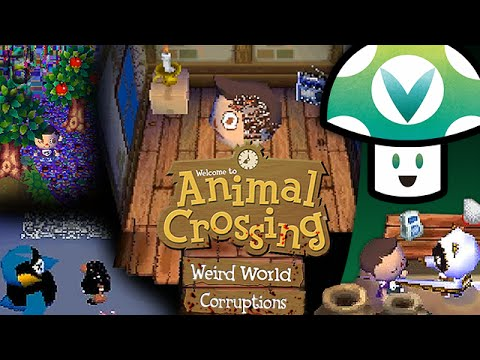 [Vinesauce] Vinny - Animal Crossing: Weird World (Corruptions)