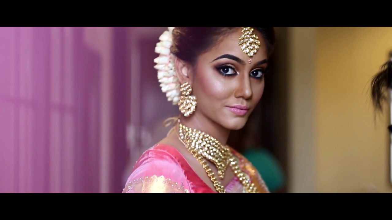 malaysian indian wedding highlights of vishnu & sharwita by