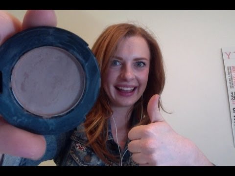 It Works! How to Fix Broken Powder Makeup