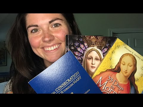 The Best Book to Use for Marian Consecration