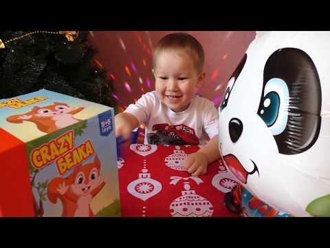 Crazy Белка Веселая игра для детей