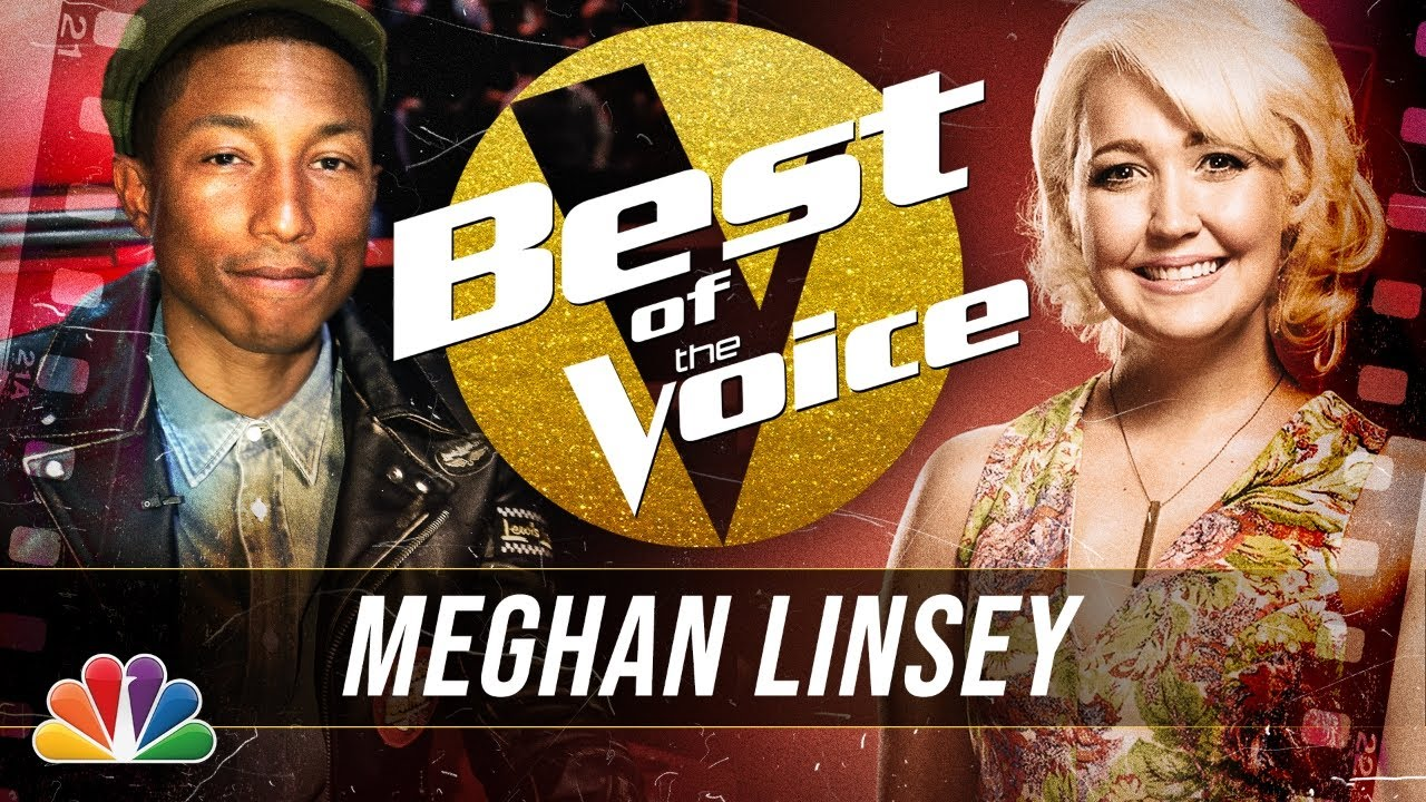 """Meghan Linsey's Soulful Performance of The Everly Brothers """"Love Hurts"""" - The Best of The Voice"""