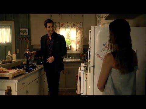 """Good morning, detective"" - Lucifer (1x04) - {HD 720p}"