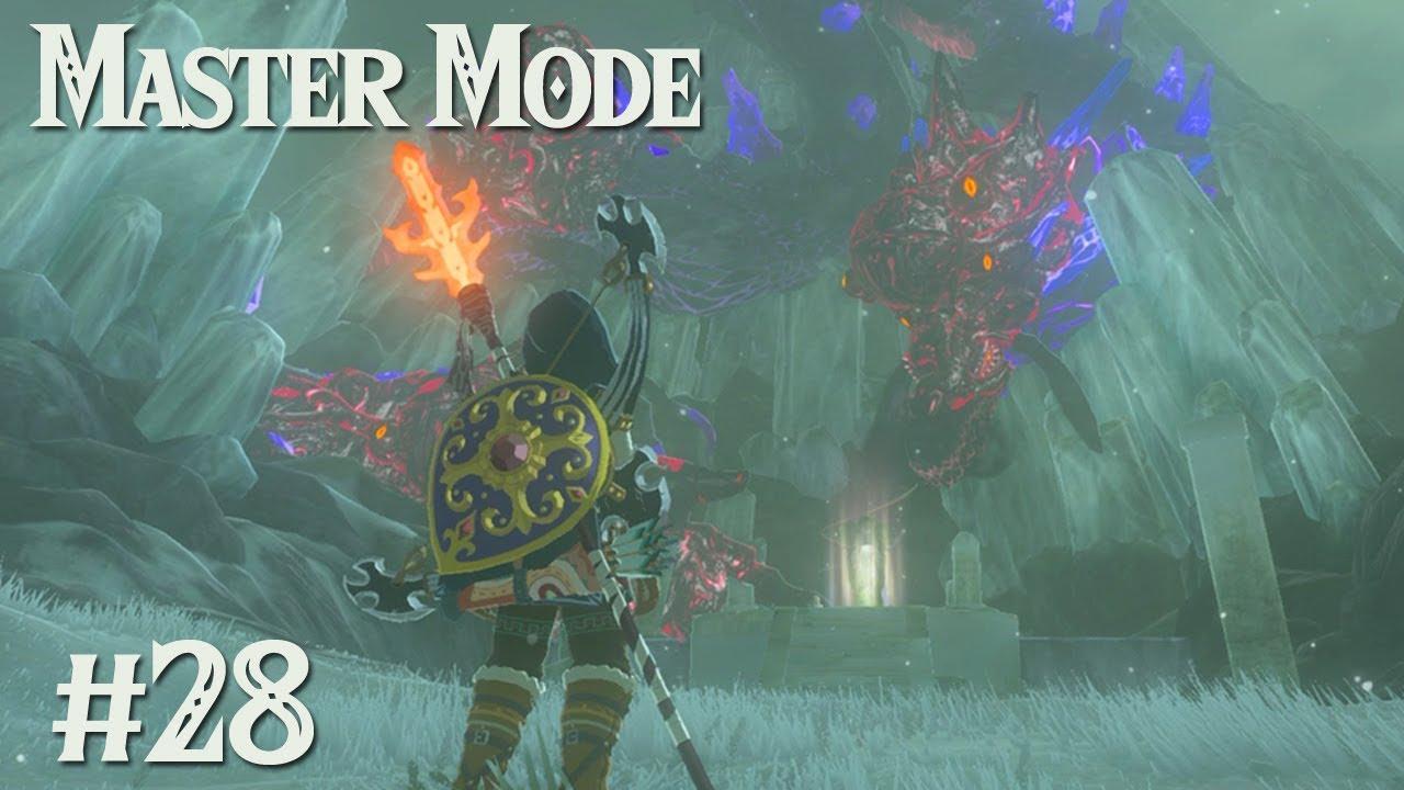 The Dragon Saviour Zelda Botw Master Mode 28