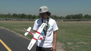Cessna 182 SKYLANE NANO POCKET RC Airplane! FLIGHT REVIEW in HD!