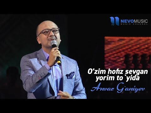 Anvar G'aniyev -