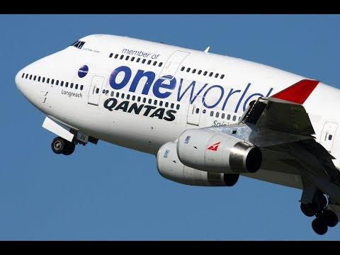 Sydney Airport - International Terminal Car Park - Plane Spotting