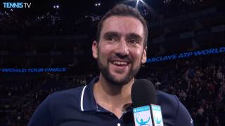 Cilic Clinches Career High Ranking In London