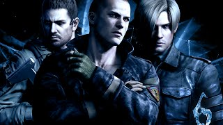 Resident Evil 6 with Japanese Voices: Jake Muller Cutscenes