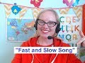 VIPKID SONGS Fast And Slow Song MC L3 U9 LC1 3 By Teacher Jennie mp3
