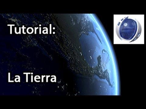 Tutorial Cinema 4D: La Tierra