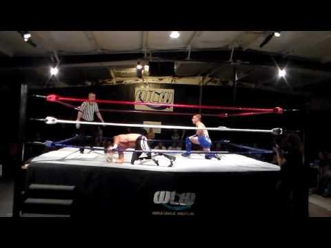 Kyle Roberts vs Jon Webb
