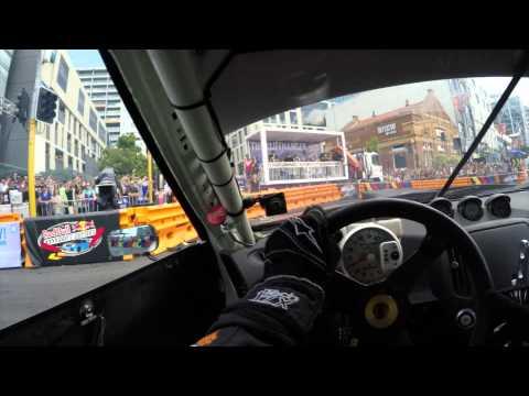 GoPro Red Bull Drift Shifters x Chris Forsberg 2014