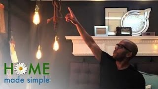 Creating A Modern Bohemian Writing Space | Home Made Simple | Oprah Winfrey Network