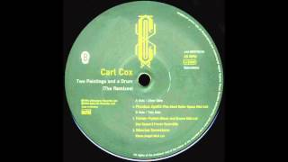 Carl Cox - Two Paintings and a Drum (Yumm-Yumm Black and Brown Mix)
