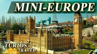 Парк Мини-Европа, Брюссель, Full HD видео