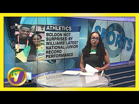Coach Ato Boldon not Surprised by Briana Williams Fast Times - June 3 2021