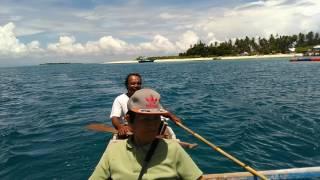インドネシア モロタイ島