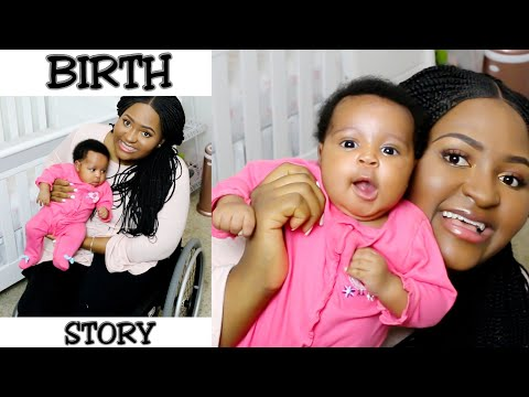 LABOR & DELIVERY STORY: How I Really Felt | TheDIYLady