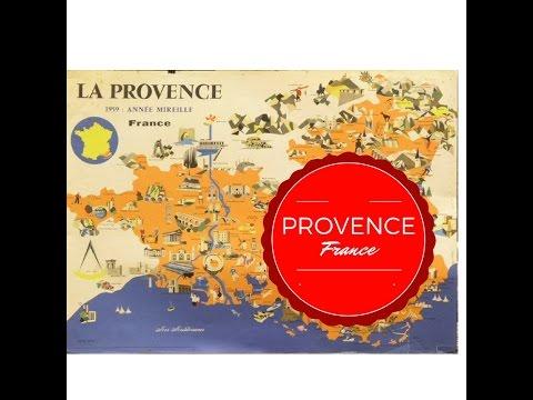 PROVENCE: FRANCE