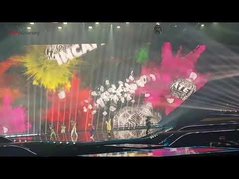 Eurovision 2021: Jendrik - I Don't Feel Hate | Germany Rehearsal