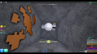 [ROBLOX: Azure Mines] - Lets Play Ep 8 - To The Deep! Illuminati Ores, Uranium and more!