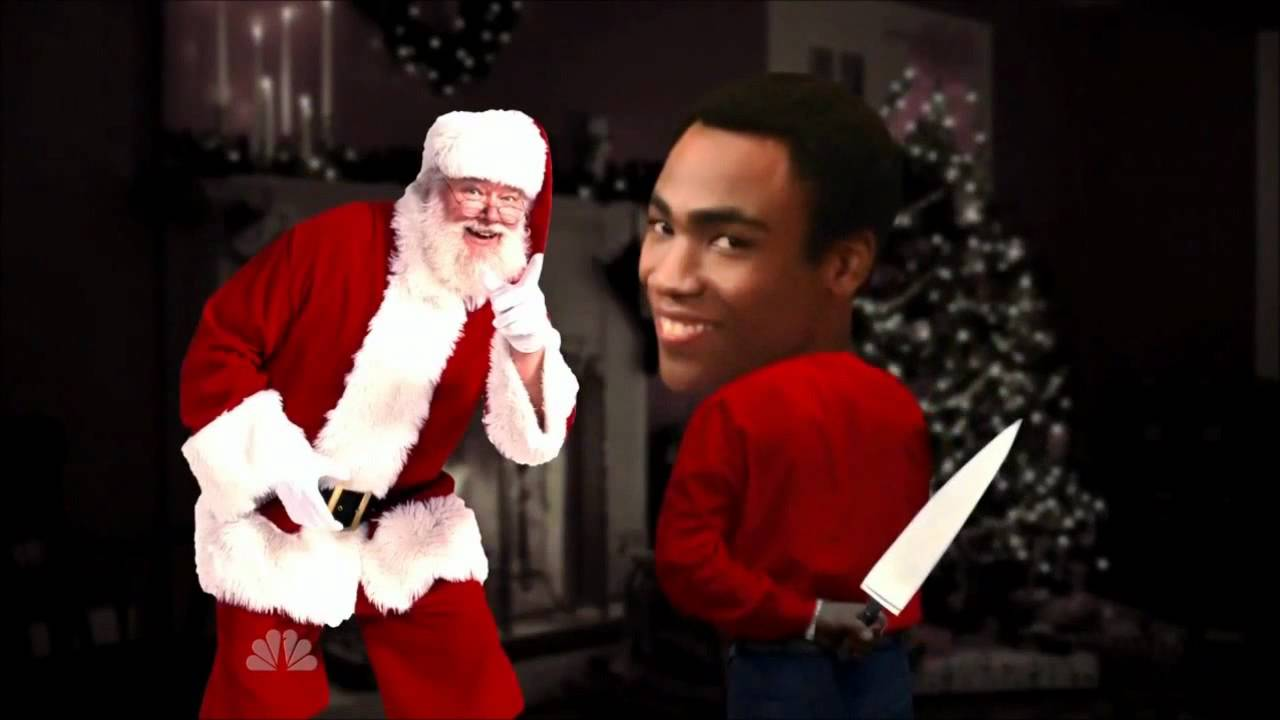 Troy and abed christmas rap - YouTube