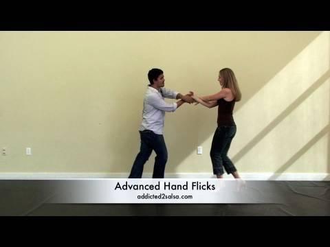 Advanced Salsa Dance Lesson