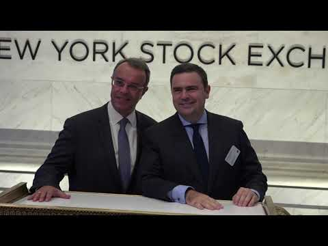 Greek- American Issuer Day at NYSE - Tuesday, December 10th, 2019