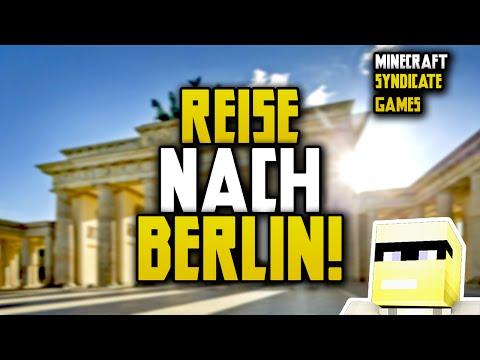 Kleine Berlin-Reise im Dezember! - Minecraft Syndicate Games | dany