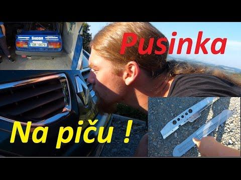 Líbám Renaulta & Rellik Škoda 130  Vlog_20 :) BEZ KOMPRESE (: