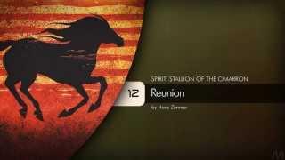 12 Hans Zimmer - Spirit: Stallion of the Cimarron - Reunion