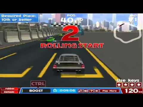 American Racing 3D - Play free games online at 123friv.com