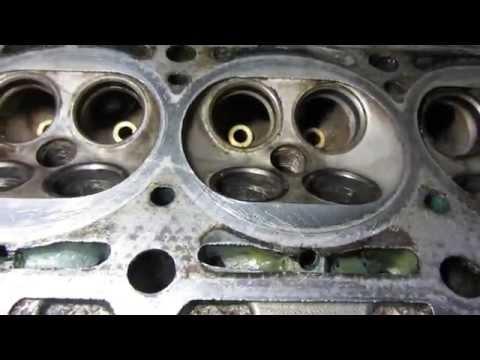 ГБЦ 16 клапанов ремонт двигателя ваз 21124 ч.2