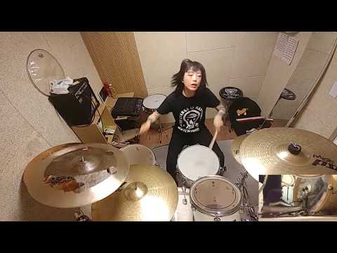 I Prevail - Scars (Drum Cover - Minchae)