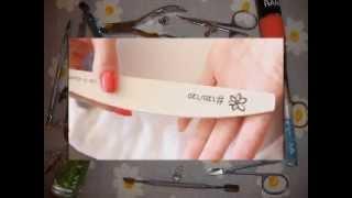 Подготовка ногтей к наращиванию и постоновка формы
