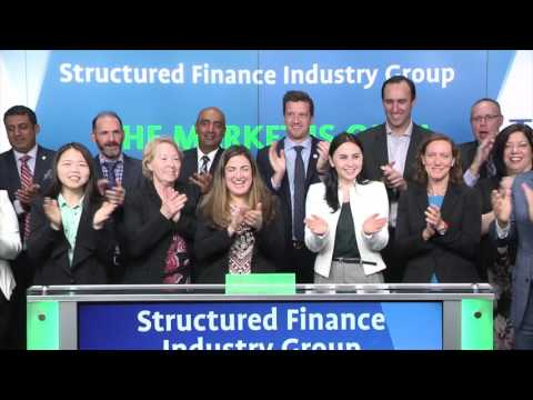 Structured Finance Industry Group opens Toronto Stock Exchange