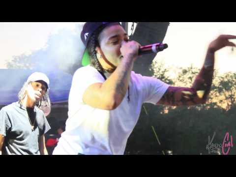 Young M.A Performs at MGK's 2016 EST Fest
