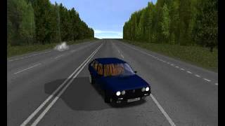 FSO Polonez 7.4L Tjuning Racer (by Bosz)