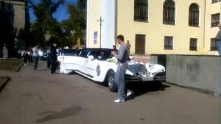 Свадебные машины Великого города Молодогвардейска(видео, добавленное с мобильного телефона., 2012-09-21T11:31:28.000Z)