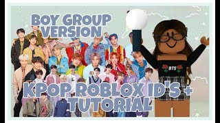 Roblox Kpop Music Codes + como encontrar códigos de música