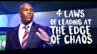 Vusi Thembekwayo - 4 Laws of Leading at the Edge of Chaos