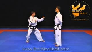 Jaroslaw Suska - Dollyo Chagi - www.tkd-blackbelt.com