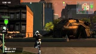 Earth Defense Force Insect Armageddon PC GamePlay HD 720p